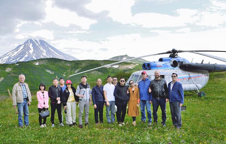 俄罗斯北极集团的农渔林矿资源迎接中国投资热潮