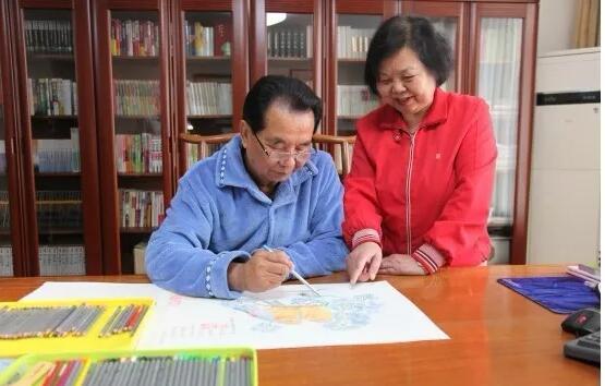 张锦裳:我与吴官正的相伴五十年