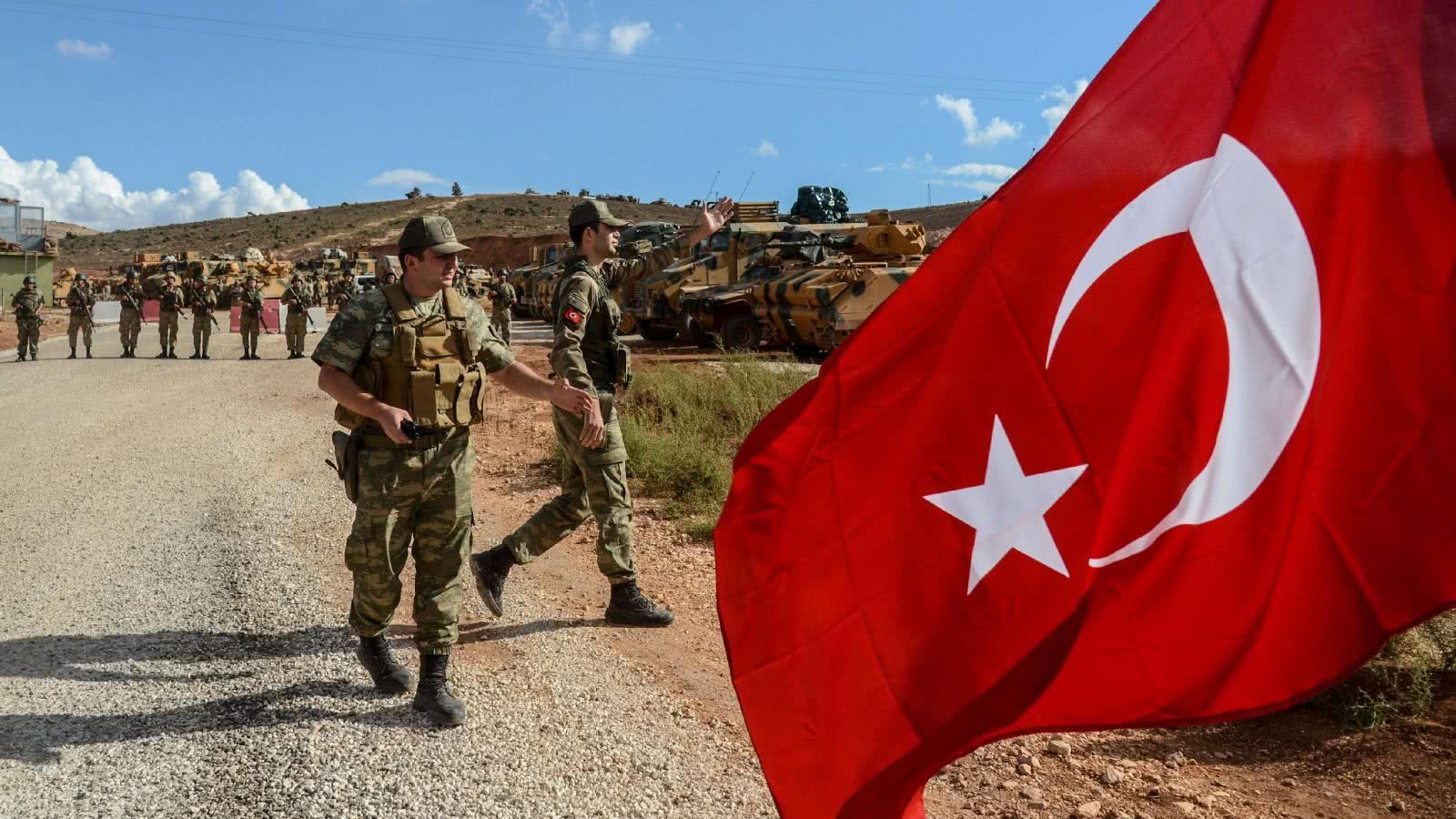 土耳其对叙利亚动武的三大原因