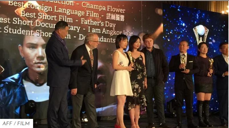 2019首届洛杉矶AFF亚洲电影节金钻奖颁奖盛典成功落幕