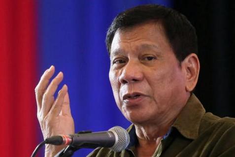 菲国总统杜特蒂就中美认知的发言震撼国际